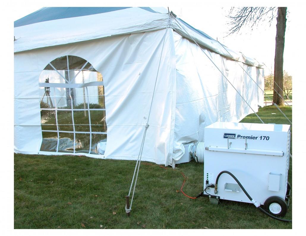 Premier Tent Heaters & Premier Tent Heaters Tentwares